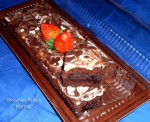 Brownies Kukus Marmer