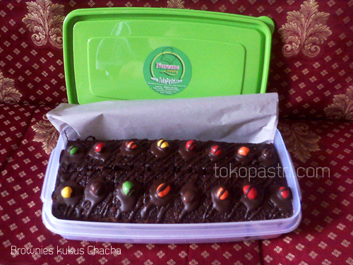 Brownies Kukus Chacha