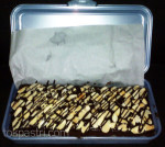 Brownies Kukus Choco Almond