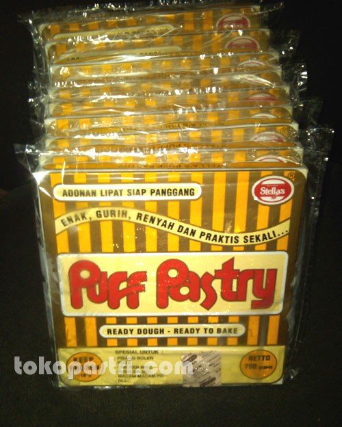 stella puff pastry Jual Puff Pastry