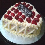 Toko kue |  Strawberry Love Cake