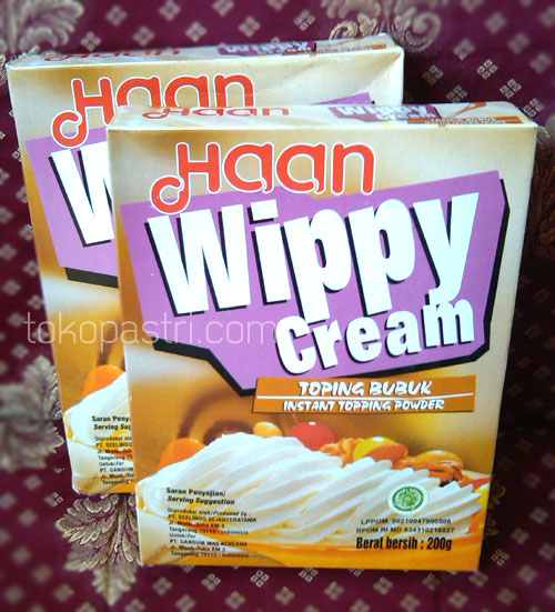 Wippy Cream