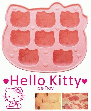 Cetakan Hello Kitty